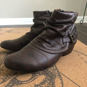 Cute Ankle Fall Boots